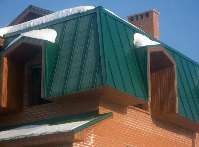 какой профнастил выбрать для крыши